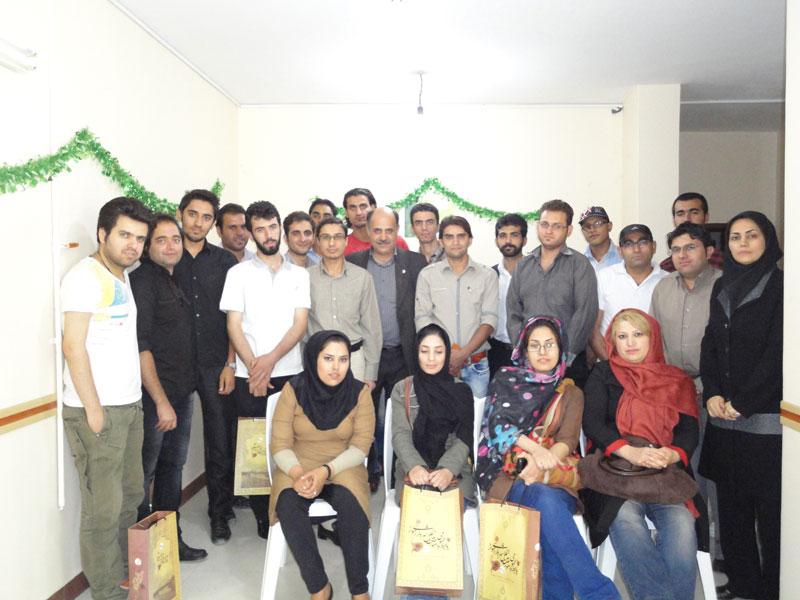 تقدیر از دانشجویان و دانش آموزان هموفيلي موفق  استان خوزستان