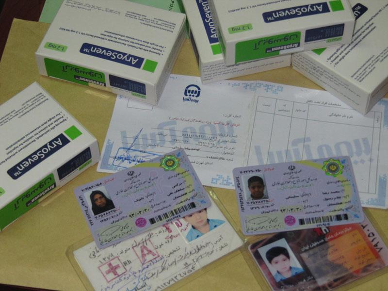 پناه جویان هموفیلی افغانی در انتظار نتیجه مناقصه سازمان های بیمه گر