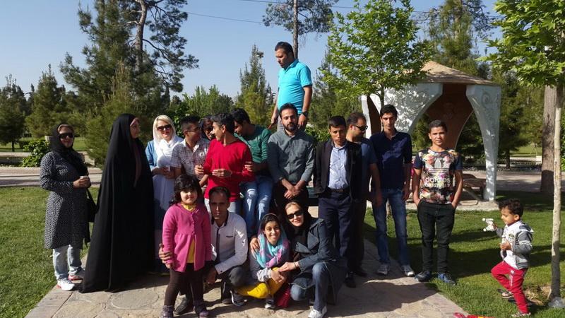 گزارش تصویری  دفتر نمایندگی کانون هموفیلی ایران – فارس
