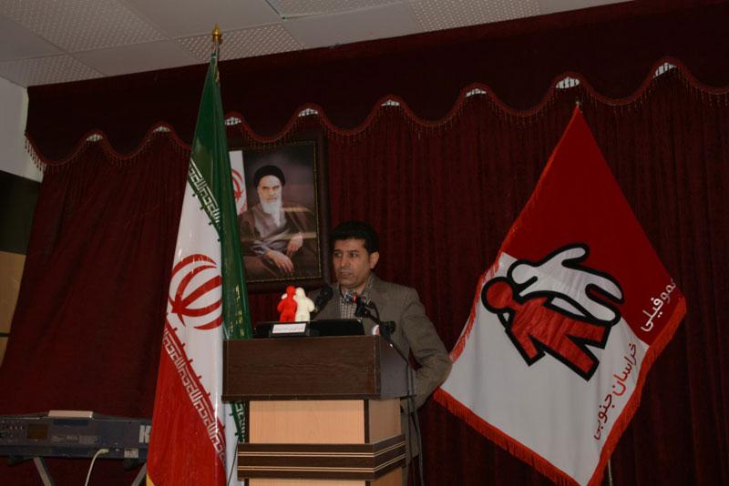 درخشش داوطلبین همکاری با کانون در جشن هموفیلی خراسان جنوبی