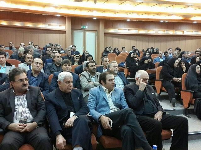 همایش خیرین حوزه سلامت لرستان با حضور قایم مقام وزیر بهداشت