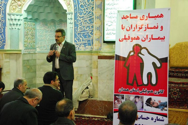 گزارش تصویری طرح همیاری مساجد و نمازگزاران