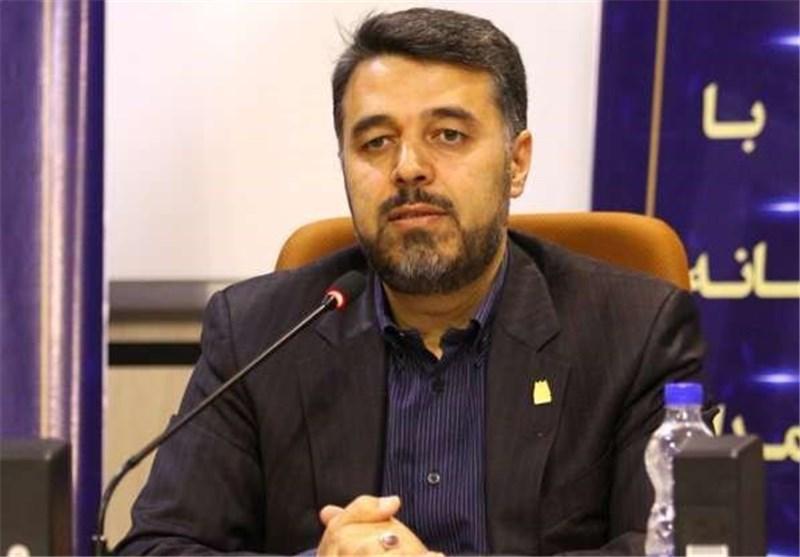 آقای صنوبری مدیر دفتر موفق کانون هموفیلی ایران در استان همدان