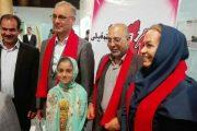 تقدیر دفتر نمایندگی کانون هموفیلی ایران در زاهدان ار معاون اجتماعی وزارت بهداشت