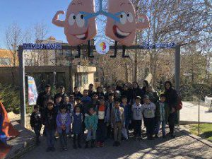 گزارش اردوی هیومن پارک تهران و مجموعه موزه حیات وحش دارآباد