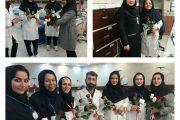 گرامیداشت روز پرستار  دفتر نمایندگی کانون هموفیلی ایران اصفهان