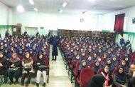 گرامیداشت پر شور و پرنشاط روز جهانی هموفیلی در دبیرستان بعثت منطقه ۹ آموزش و پرورش