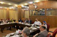شرکت دکتر علی ربیعی سخنگوی دولت در جلسه شورای مرکزی شبکه ملی نیکوکاری