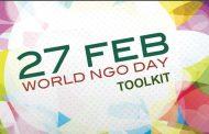 روز جهانی سازمان های مردم نهاد، روز مردم متشکل