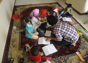 فعالیت های دفتر خوزستان در 3 ماهه دوم سال 91
