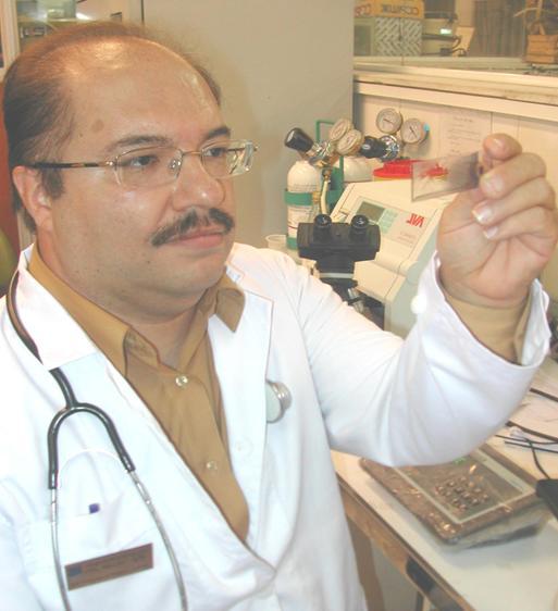 مدیر عامل سازمان انتقال خون در مراسم بزرگداشت روز جهاني هموفيلي