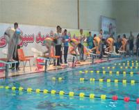 تیم تهران در مسابقات شنای بیماران خاص (هموفیلی) به مقام قهرمانی دست یافت