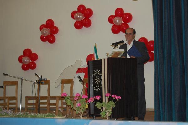 به مناسبت روز جهاني هموفيلي مراسمي در دانشگاه صنعتی شیراز برگزار شد