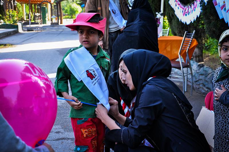 برگزاري روز جهاني هموفيلي در خراسان جنوبي در سايه ابتكار و خلاقيت