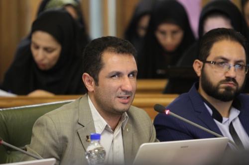 دریکصدو پنجاه و دومین جلسه شورای اسلامی شهر تهران صورت پذیرفت، سوال دکتر صابری از دکتر هاشمی وزیر بهداشت