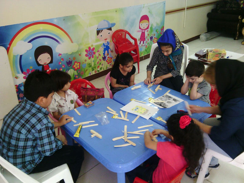 گزارش مهرماه دفتر نمایندگی کانون در استان خوزستان