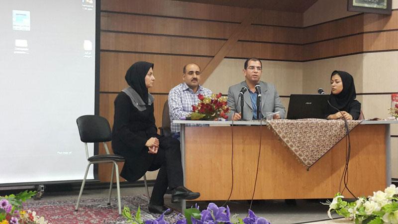 سمینار هموفیلی در شیراز برگزار گردید