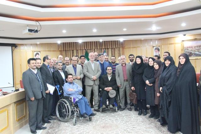 استاندار گیلان: نگاه ویژه به اشتغال معلولان
