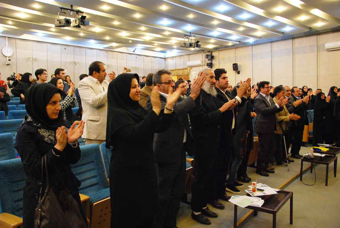 مراسم گردهمایی سه ماهه سمن های مردمی استان همدان