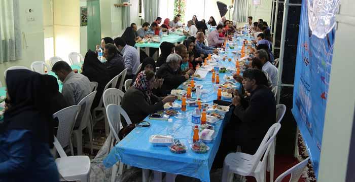 گزارش برنامه های اجرا شده دفتر خوزستان در بهار سال ۹۵