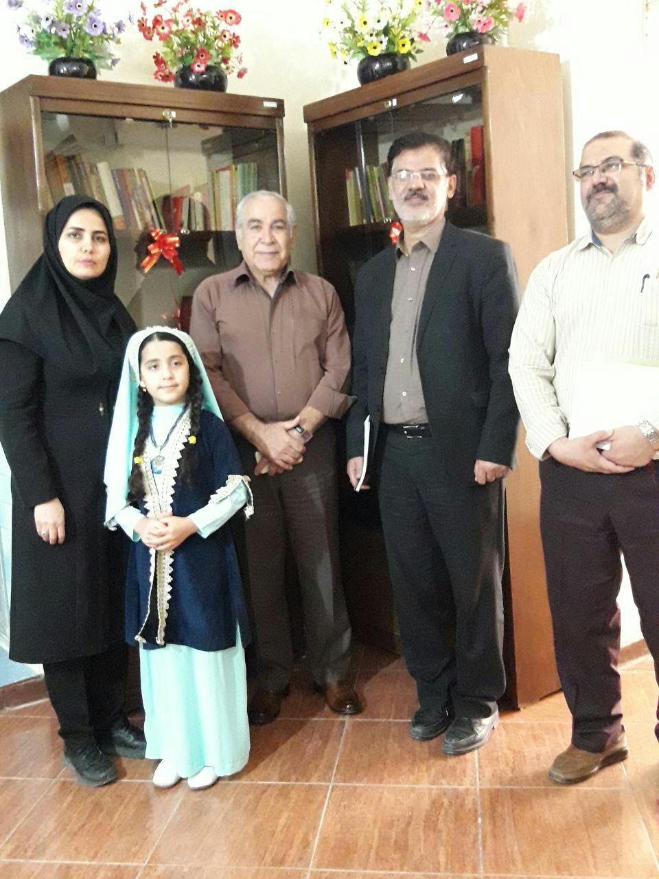 تاسیس کتابخانه در خوزستان