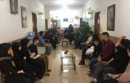 نشست صمیمانه بیماران هموفیلی قم بایب رییس کمیسیون بهداشت و درمان مجلس شورای اسلامی