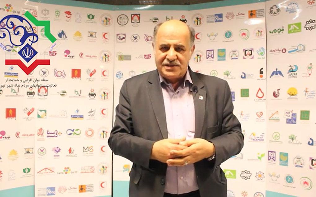 گفت وگو با احمد قویدل مدیرعامل کانون هموفیلی ایران
