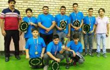 درخشش کودکان هموفیلی در مسابقات ورزش رامسر