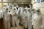تقدیر جمعی از سازمان های مردم نهاد کشور از تلاشگران حوزه سلامت در مقابله با کرونا
